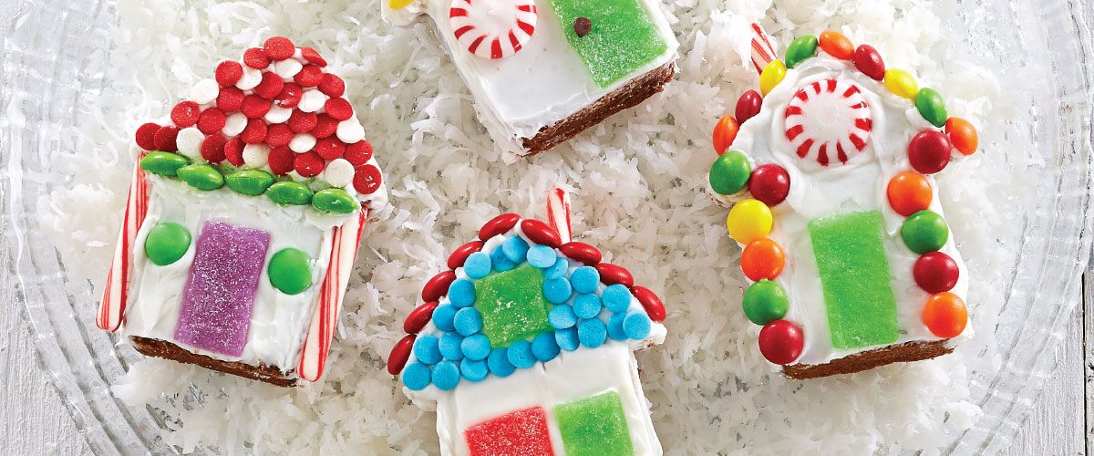 Gingerbread with a Twist
