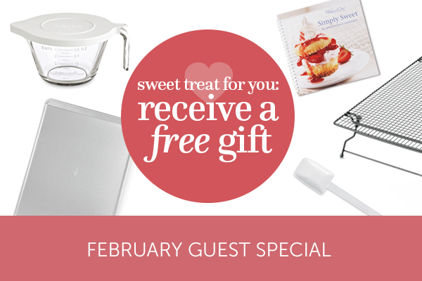 February Guest Offer