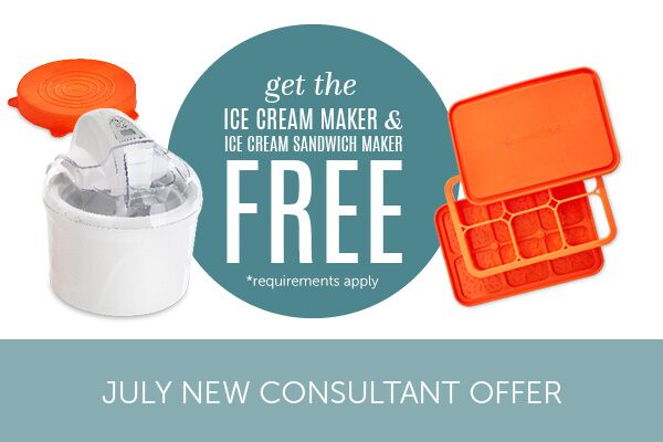 July New Consultant Offer