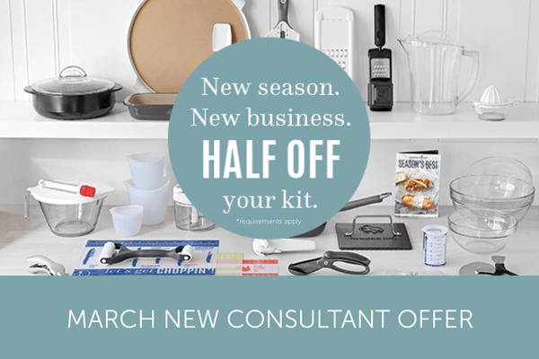 March New Consultant Offer