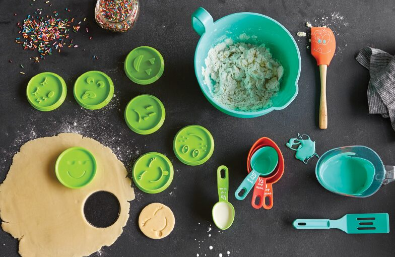 Kids Cookie Baking Set