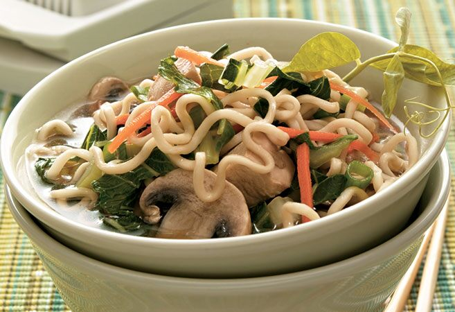 Asian Noodle Bowl