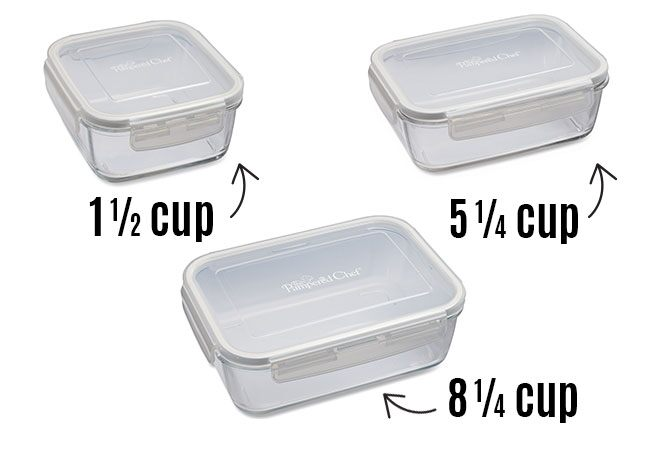 leakproof glass containers