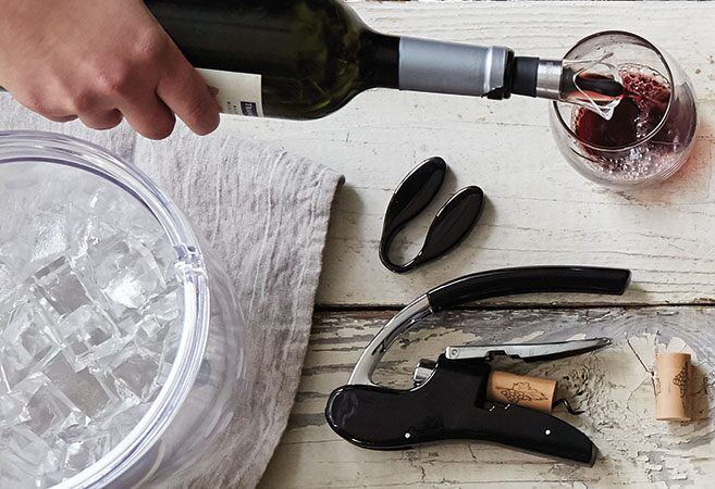 Pampered Chef Wine Opener