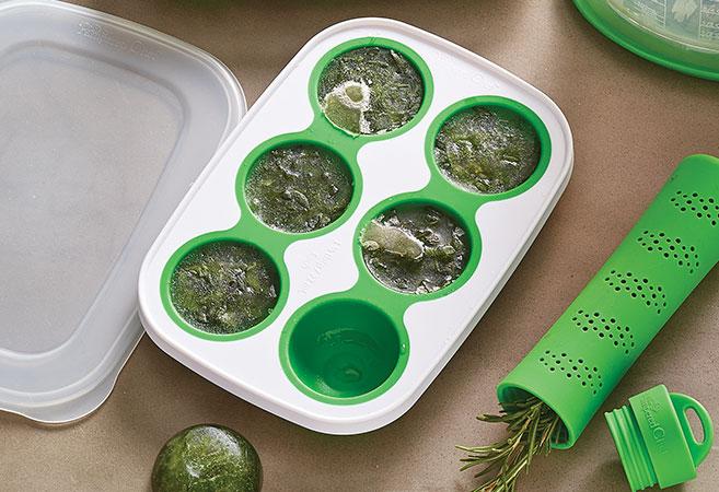 Herb Freezing Tray