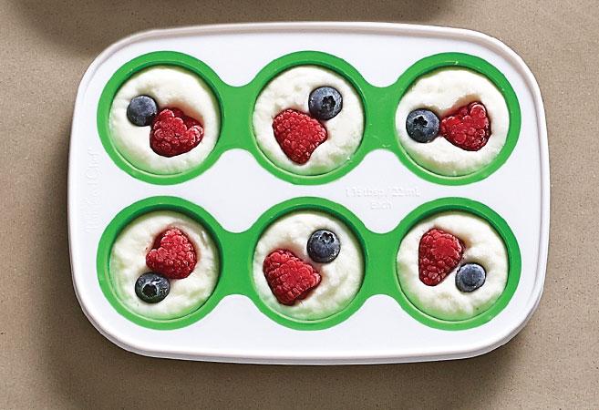 Frozen Yogurt Treats