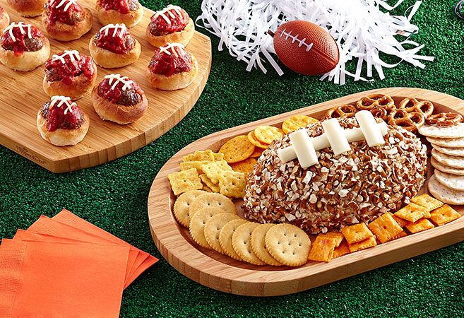 Get your party started with easy and delicious finger foods. Our appetizers, snacks, and bite-size sweets are easy to make and fun to enjoy while mingling.