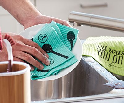 reusable cleaning cloths
