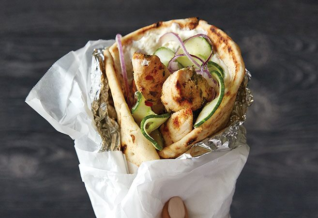Easy Shawarma Recipe