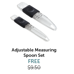 Adjustable Measuring