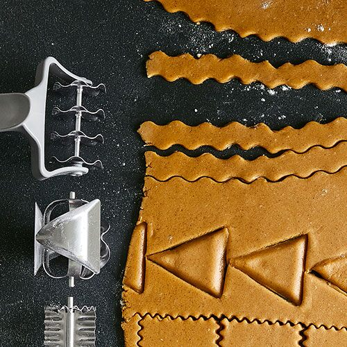 Rolling Cookie Cutter Accessory Set