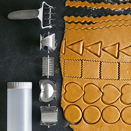 Rolling Cookie Cutter Set