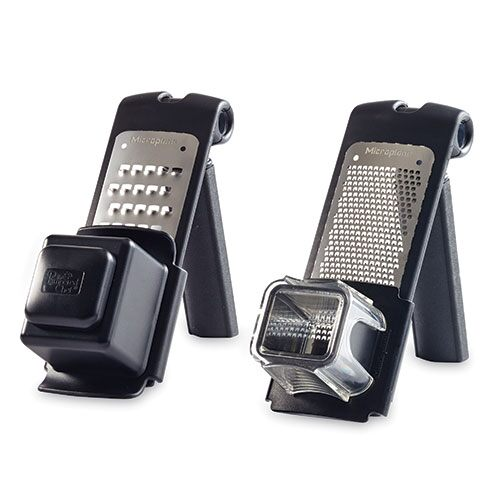 Microplane<sup>®</sup> Adjustable Grater Set