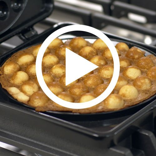 Play Waffle Puff Pan Video
