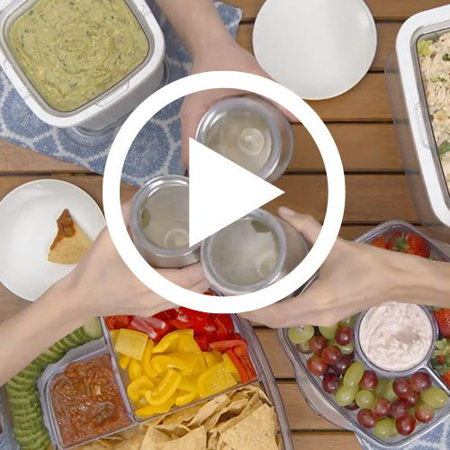 Play 1-qt. Cool & Serve Bowl Video
