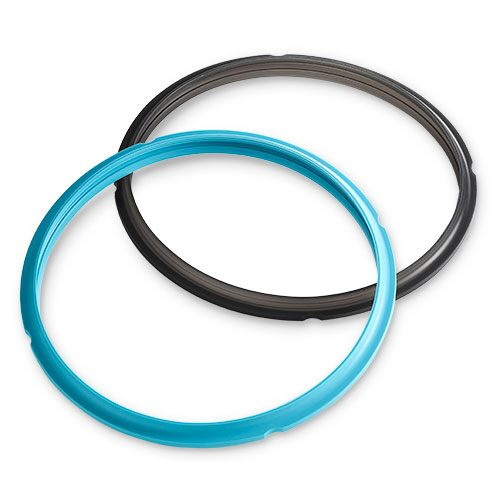 Quick Cooker Silicone Rings