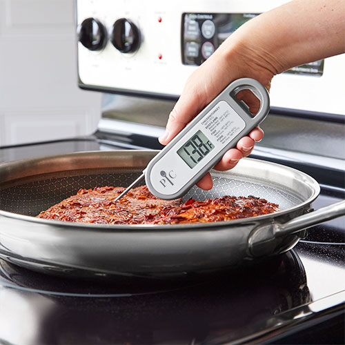 NEW! Instant-Read Food Thermometer