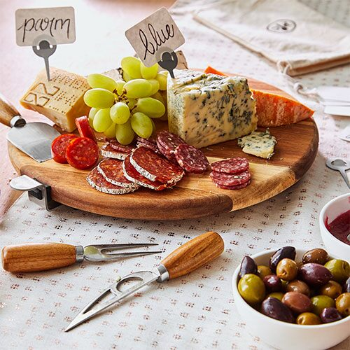 Charcuterie & Cheese Board Accessories