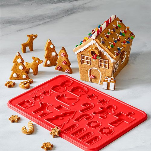 Christmas Cookie Mold
