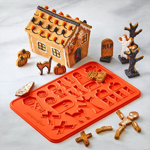 Halloween Cookie Mold