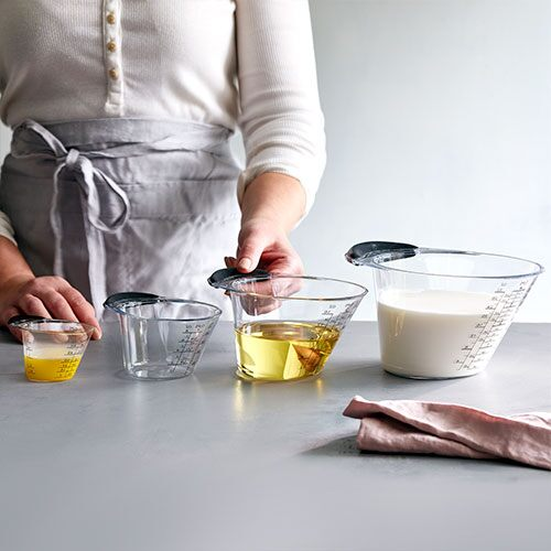Easy-Read Measuring Cup Set
