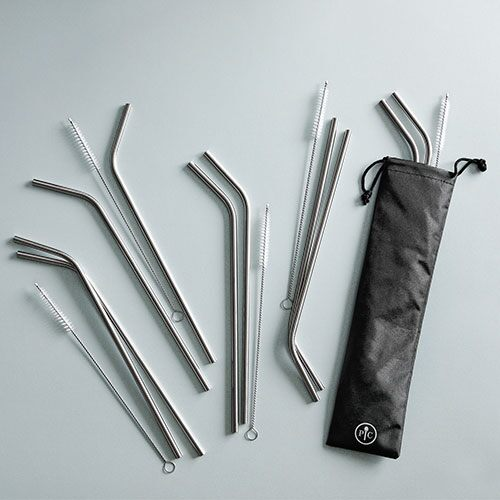 Metal Straws Bundle