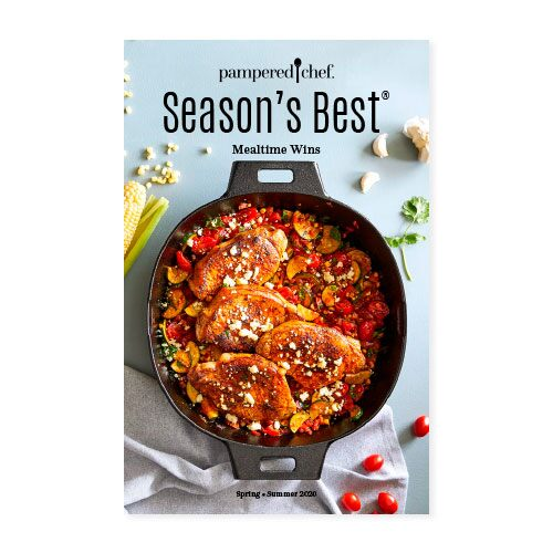 Season's Best Recipe Collection Spring '20