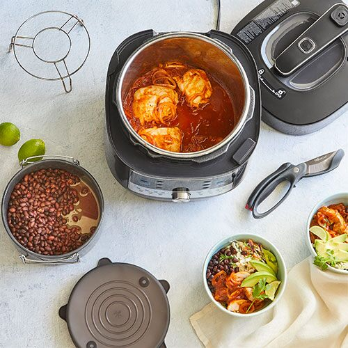 Quick Cooker Meal Set