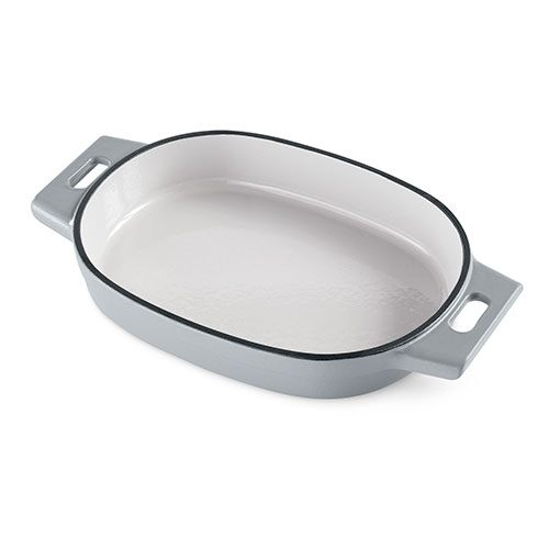 2-qt. Enameled Cast Iron Baker