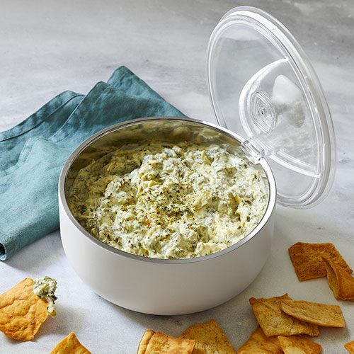 1-qt. Insulated Serving Bowl