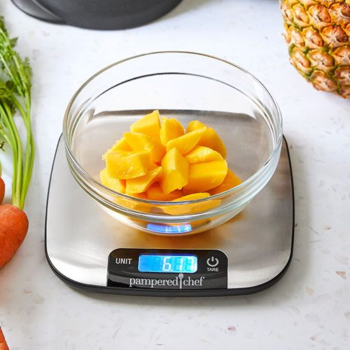 Play Digital Kitchen Scale Video