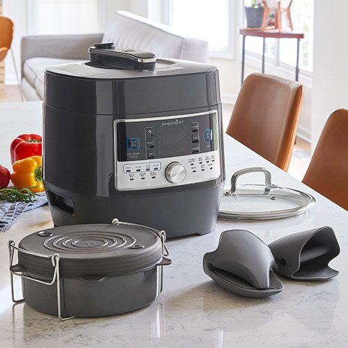 *Quick Cooker Starter Set