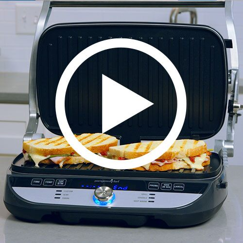Play Deluxe Electric Grill & Griddle Video