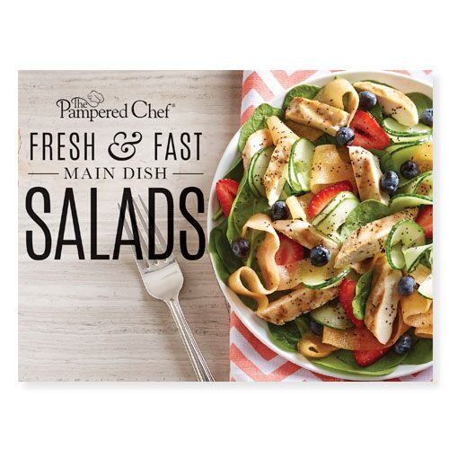 Fresh & Fast Main Dish Salads
