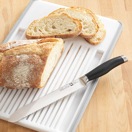 Forged Bread Knife