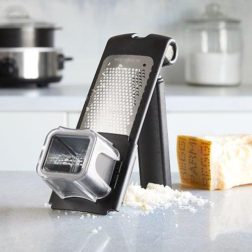 microplane adjustable fine grater shop pampered chef