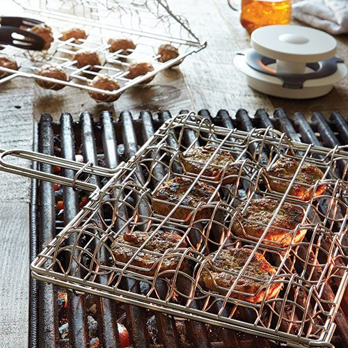 Meatball & Slider Grill Basket