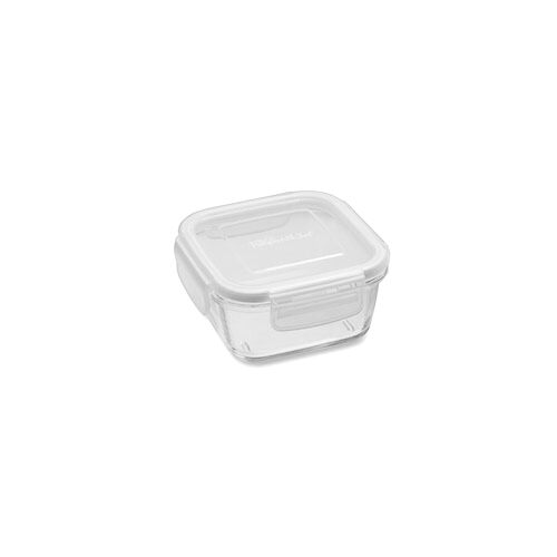 1½-cup Leakproof Glass Container