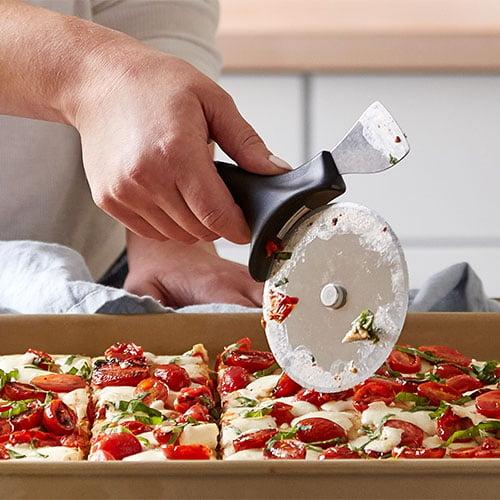 Pizza & Crust Cutter