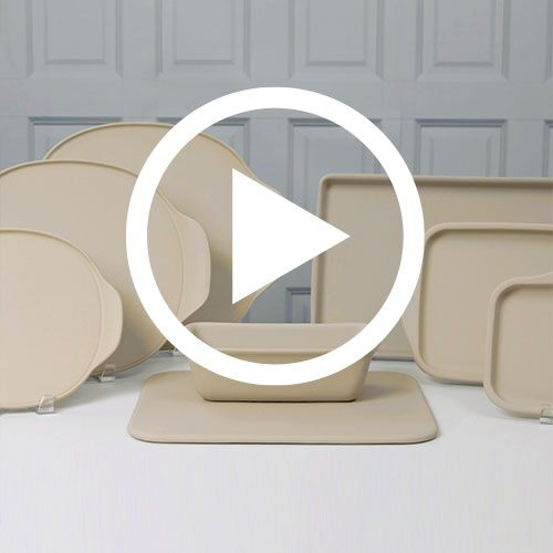 Play Rectangular Baker Set Video