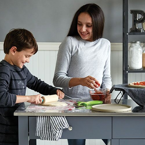 Kids' Pizza Set
