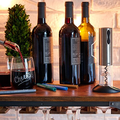Wine Essential Tools Shop Pampered Chef Us Site