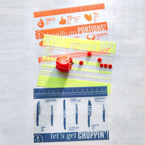 Flexible Cutting Mat Set Shop Pampered Chef Us Site