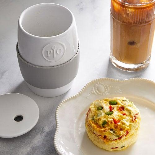 Ceramic Egg Cooker Shop Pampered Chef Us Site
