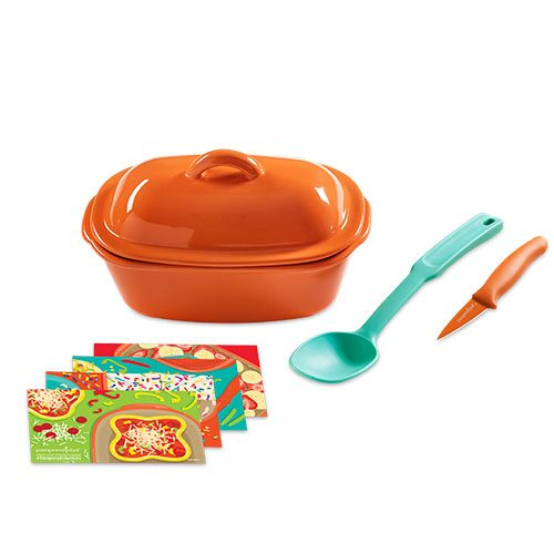 Kids' Covered Baker Set