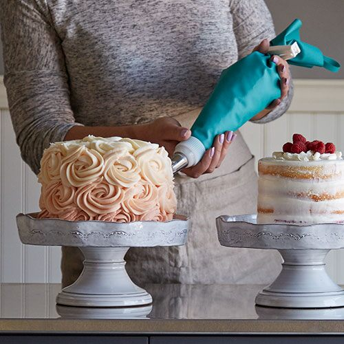 Cake Decorating Chefs : Decorating Bag Set - Shop Pampered Chef US Site