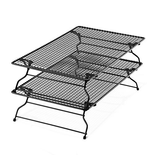 Stackable Cooling Rack Set