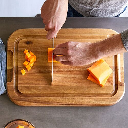 Wood Cutting Board Shop Pampered Chef Us Site