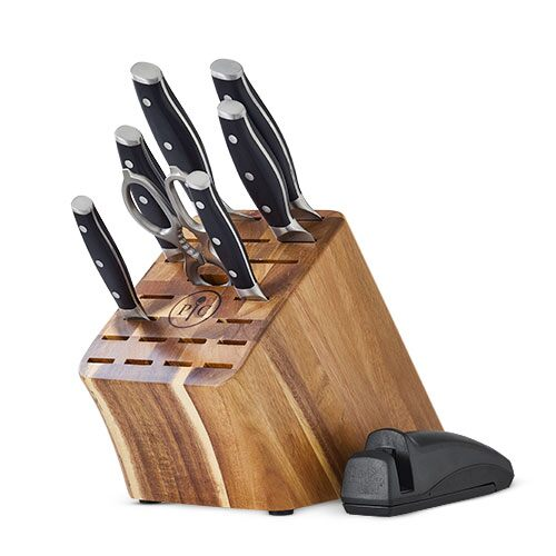 Knife set shop pampered chef us site knife set teraionfo