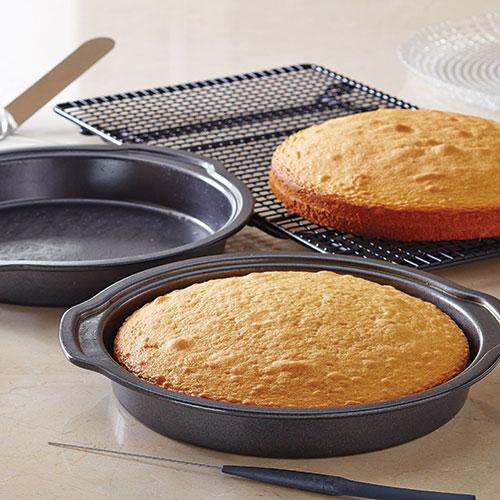 Pampered Chef Mini Cake Pan Recipes